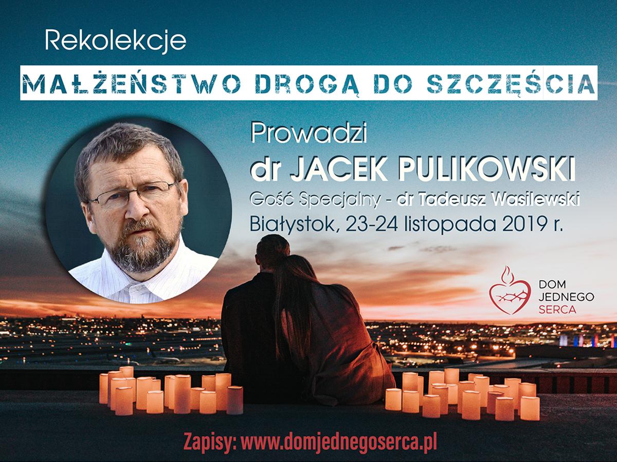 Jacek Pulikowski – jak zbudować dom tętniący życiem…